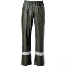Rain trousers green/blue